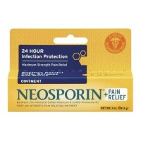 Neosporin皮肤抗菌消炎止疼特效膏28.3g